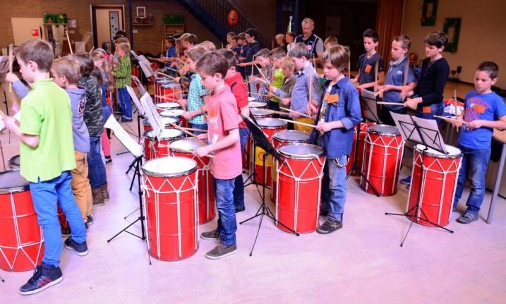 Jumbo Jeugdfestival 2014 Boekel
